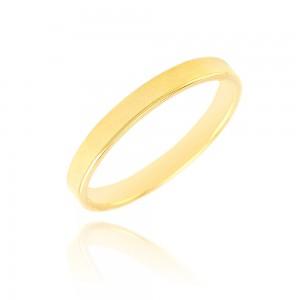 Alliance or jaune 375/1000 (9ct) - 3mm