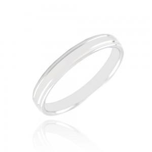 Alliance or blanc 375/1000 - 3.5mm