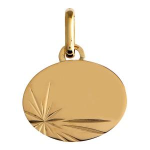 Médaille or, médaille à graver