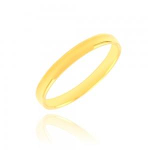 Alliance or jaune 375/1000 (9ct) - 2.5mm