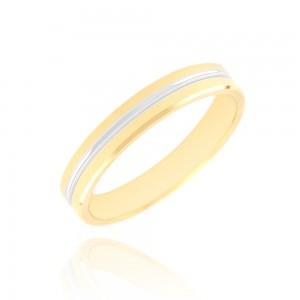 Alliance or jaune 375/1000 (9ct)  - 3.5mm