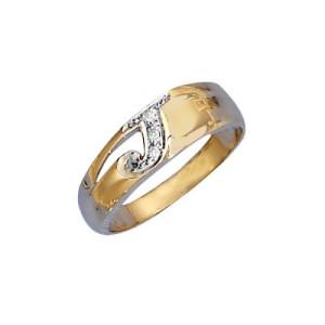 Chevalière or diamant