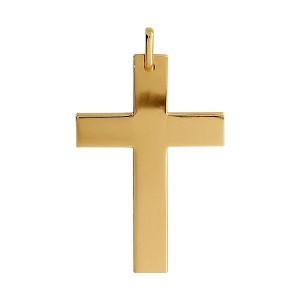 Croix or, or jaune